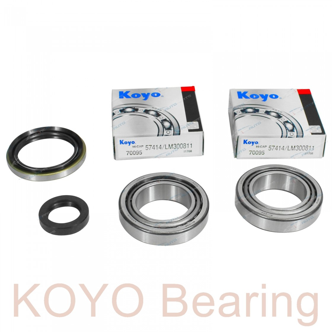 KOYO 6013NR deep groove ball bearings