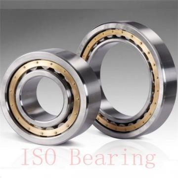 ISO 3306 ZZ angular contact ball bearings