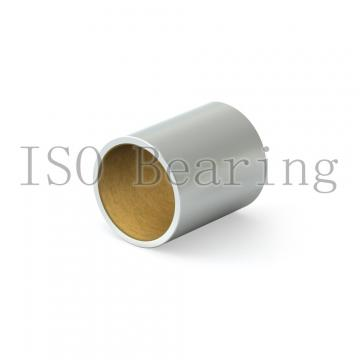 ISO NUP3030 cylindrical roller bearings
