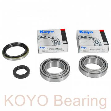 KOYO 53234 thrust ball bearings