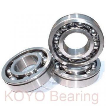 KOYO 2877/2820 tapered roller bearings
