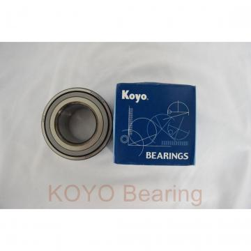 KOYO NU209 cylindrical roller bearings