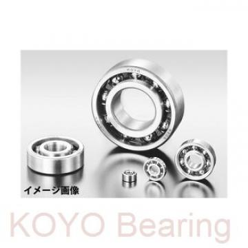 KOYO 7011C angular contact ball bearings