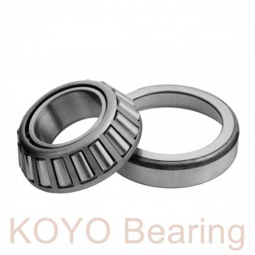 KOYO 6220-2RS deep groove ball bearings