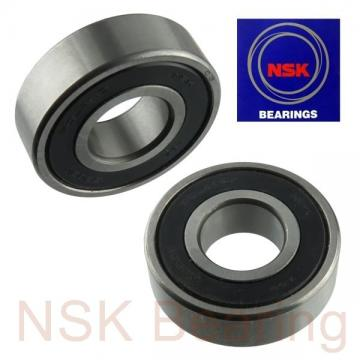 NSK NNU 4922 K cylindrical roller bearings