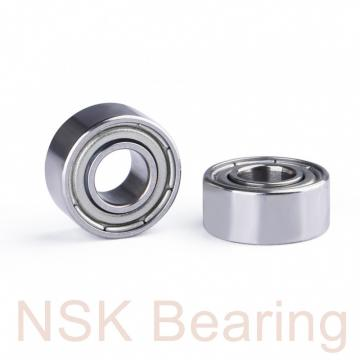 NSK NU 319 cylindrical roller bearings
