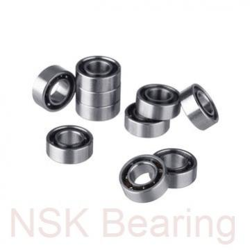 NSK 7304 B angular contact ball bearings