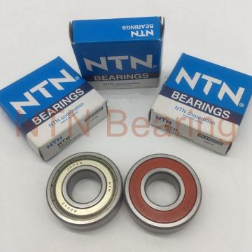 NTN 7302BDF angular contact ball bearings