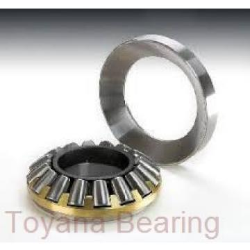 Toyana 51117 thrust ball bearings