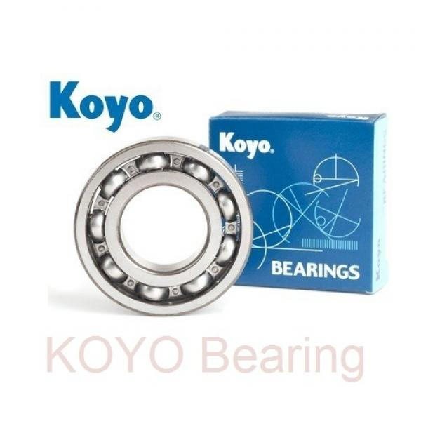 KOYO KTC010 deep groove ball bearings #1 image