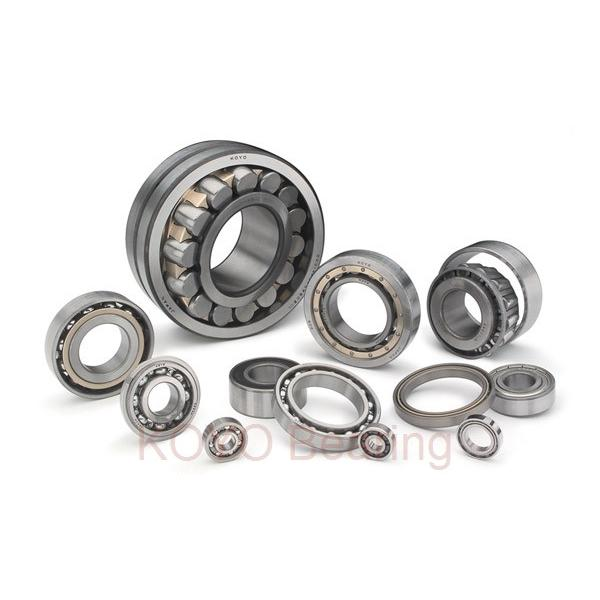 KOYO 14138A/14274A tapered roller bearings #1 image